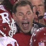 Greg Schiano's Face Proves He's Losing His Mind
