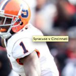 "Syracuse's Phillip Thomas Tells Fizz: ""I Want To Be a Leader On & Off Field"""