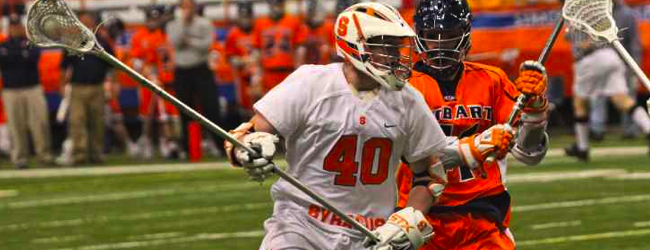 John Lade & The Defense Is The Key for Syracuse's Next Lacrosse Title