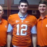 Chad Kelly Chooses Clemson, Syracuse Loses Big Fish Again