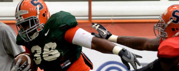 Gulley Gone: Marrone May Be Forced to Burn Ameen-Moore's Redshirt