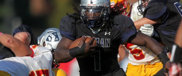 RB Ken Goins Admits SU Never Excited Him, Chooses Nearby Edsall Instead