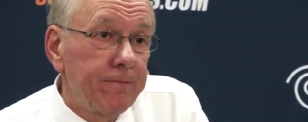 Jim Boeheim's Top-5 Most Significant Quotes from Friday's Press Conference
