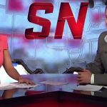 Brandon Reese & The Fizz Hit ESPN's SportsNation for Kicked Alley-Oop
