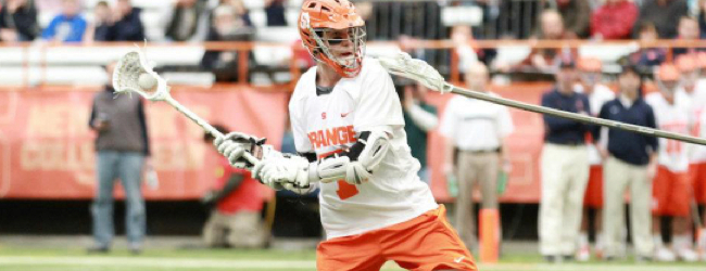Maltz Machine: The Super Soph Nets Six in Syracuse's Squeaker Over Hobart