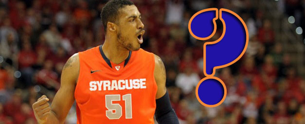 Confidential: Boehiem Says Fab Melo's March Suspension Was Not Academics
