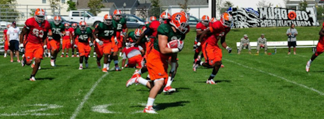 Fresh Fizz Radio: Ennis Effect & Has SU Football Talent Improved in '12?