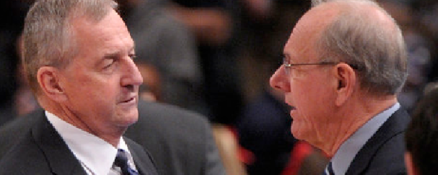 Calhoun's Retirement Reminds Us the Clock is Ticking on Boeheim too