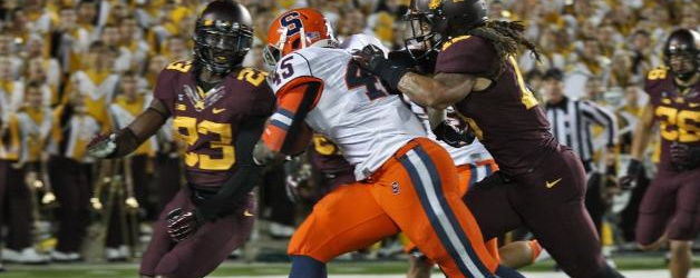 """Syracuse """"Romeing"""" Tampa: Why Jerome Smith Should Punish USF Tonight"""