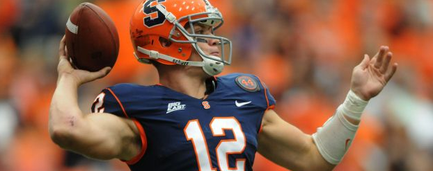 Syracuse Star: Pro Football Weekly Ranks Nassib Best QB Prospect in Nation