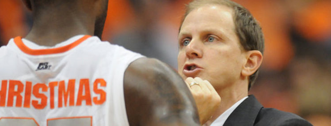 Mike's Hot: Should Syracuse Fans Finally Be Worried About Hopkins Leaving?