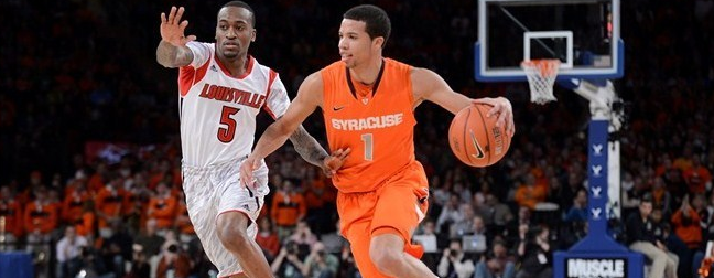 Carter-Williams Leaves Syracuse for NBA: Fizz Challenges Conventional Wisdom