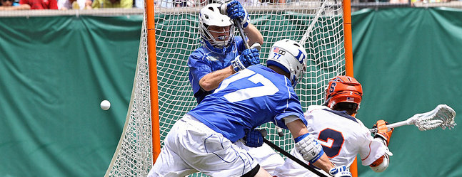 Syracuse Falls to Duke 16-10 in Lax Title Game: Orange Nation's Words