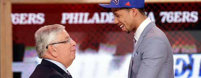 MCW Taken in the NBA Lottery Means Good Business for Syracuse Recruiting