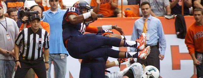 Week 4: D.A.'s Knee-Jerk Reaction as New Look Syracuse Blows Out Tulane