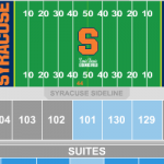 Good Seats Still Available: Syracuse's 1st ACC Test Not So Hot