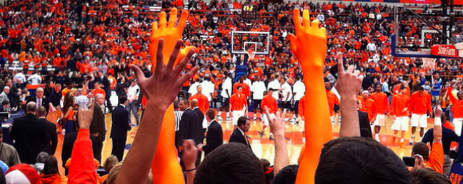 Orange Madness at SU: Listen to the Basketball Media Day Recap Here