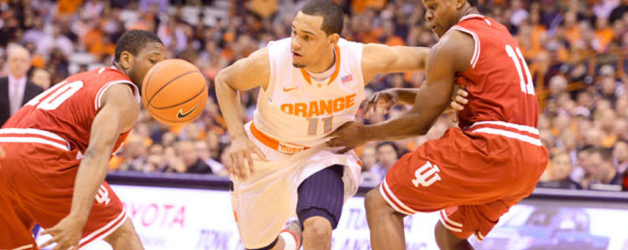 Syracuse Rips Indiana Behind Ennis & Cooney: D.A.'s Knee-Jerk Reaction