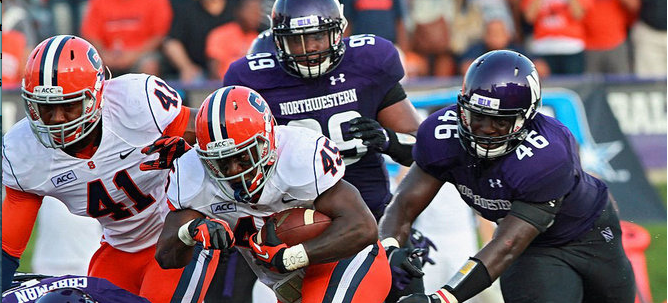Ebb & Flow: A Look Back at 2013's Positives & Negatives for Syracuse Football