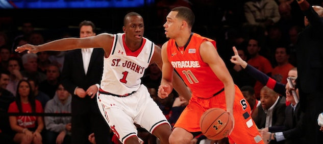 Is Syracuse Freshman Tyler Ennis a One and Done Candidate?