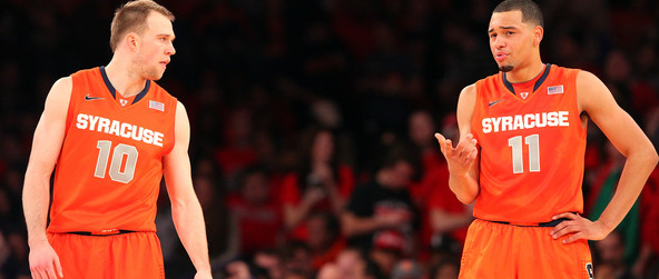 Trevor Cooney & Tyler Ennis Prove Syracuse Can Handle ACC Competition