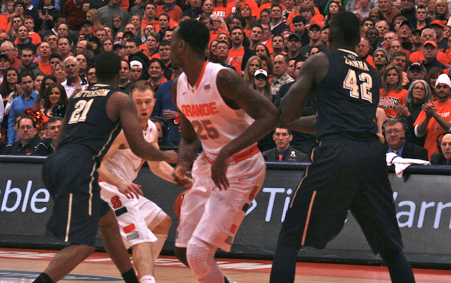 Just Like Old Times: 4 Takeaways from Syracuse's 59-54 Win Over Pittsburgh