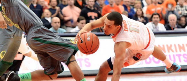 Letter Grades for the Basketball Players Who Have Made Syracuse 22-0