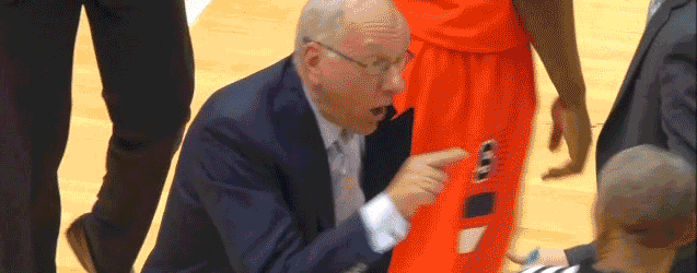 Jim Boeheim Had It Right With His Last-Second Meltdown & Ejection At Duke
