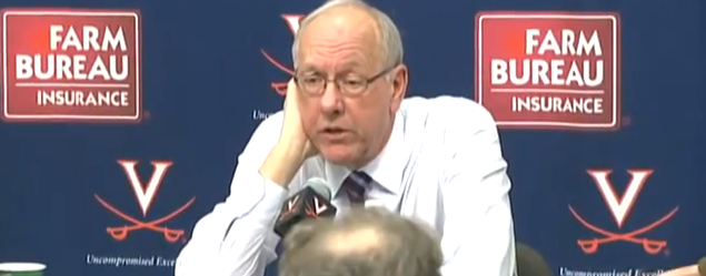 Syracuse Blown Out By Virginia, How Concerned Should We Be?