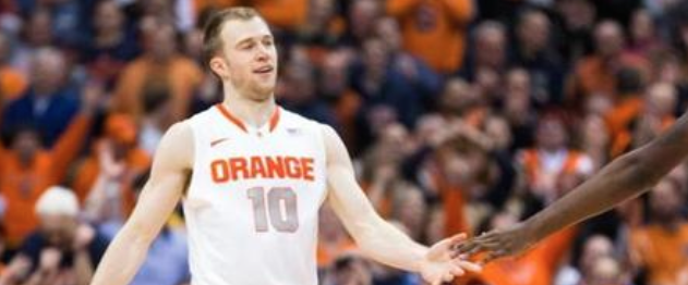 """Non-Conference"" Trevor Cooney Leads Syracuse into Matchup vs. Dayton"