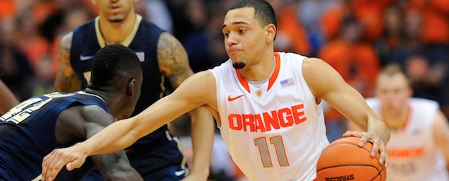 Is He Ready? Syracuse Freshman Tyler Ennis Declares For NBA Draft