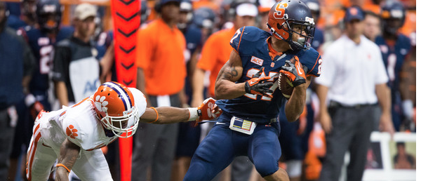 Syracuse Running Backs Have Talent to Be Difference Makers in '14