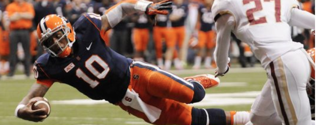 Offensive Adjustments Key to Syracuse Football Success in 2014-15