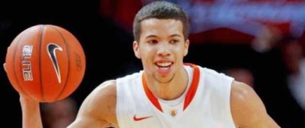 Ex-Syracuse Point Guard Michael Carter-Williams Wins Rookie of the Year