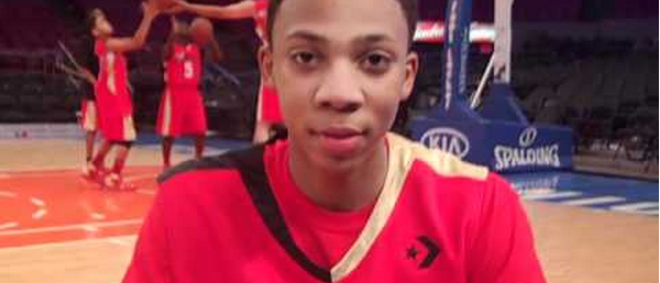 Syracuse Commit Malachi Richardson To Try Out for U18 Championship USA Team