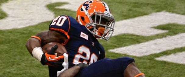 Which Syracuse Receiver Will Rise Up in the Fall?