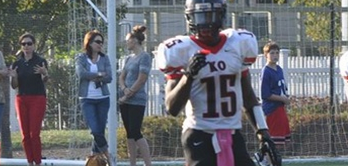 The Fizz Goes One-on-One with 2016 Linebacker Recruit Koby Quansah
