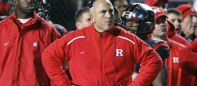 Kyle Flood Believes Rutgers, not Syracuse, is New York's College Team