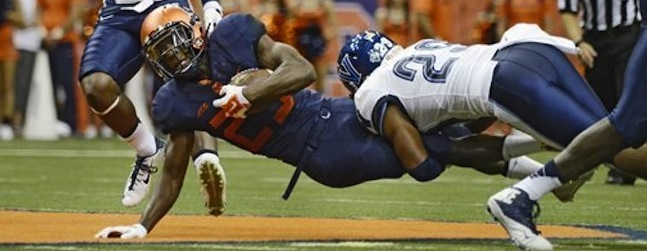 Syracuse Needs the Bye Week to Correct Problems After Nova