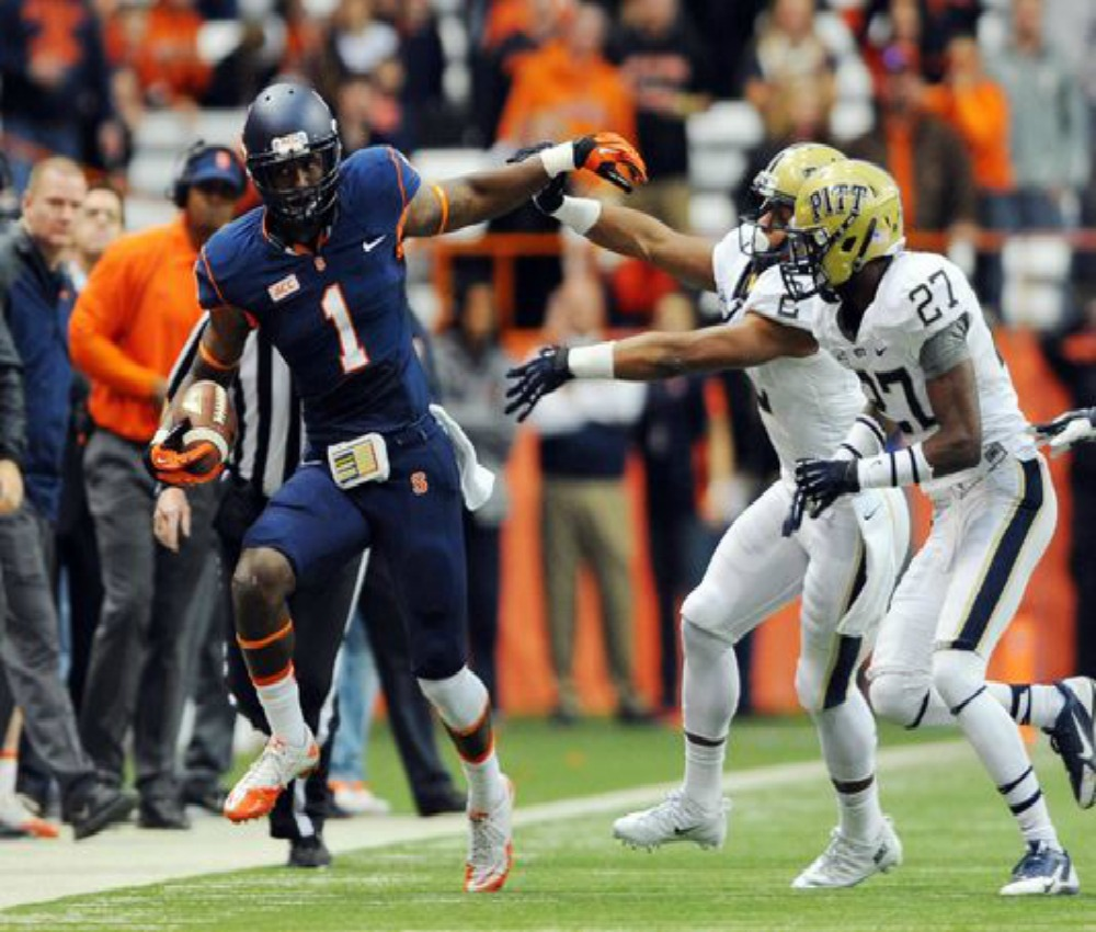 Speed Bump:  Who Will Step Up for Orange with Broyld out against Notre Dame?