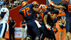 Syracuse has Favorable Schedule to Start Final Push