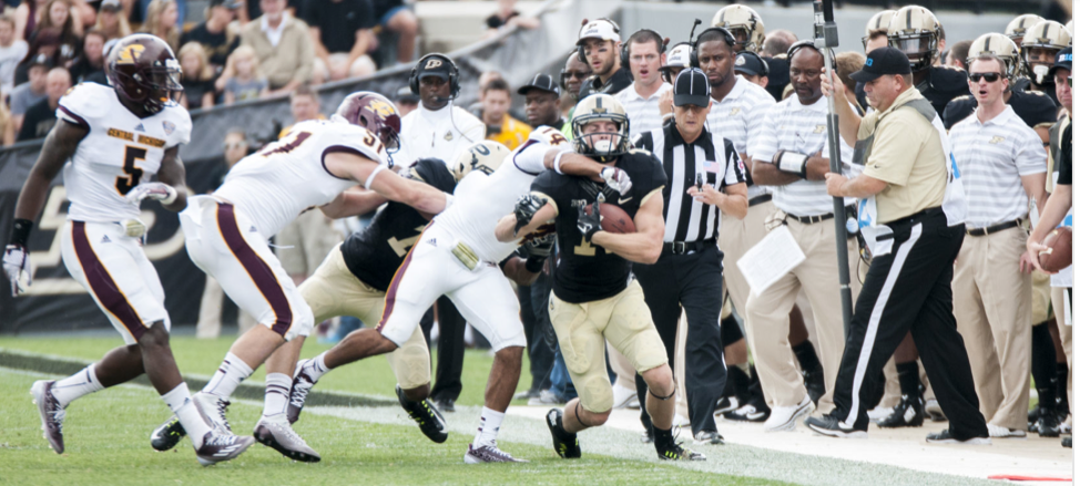 Chippewas Pound Purdue, Does Syracuse Have to Worry?