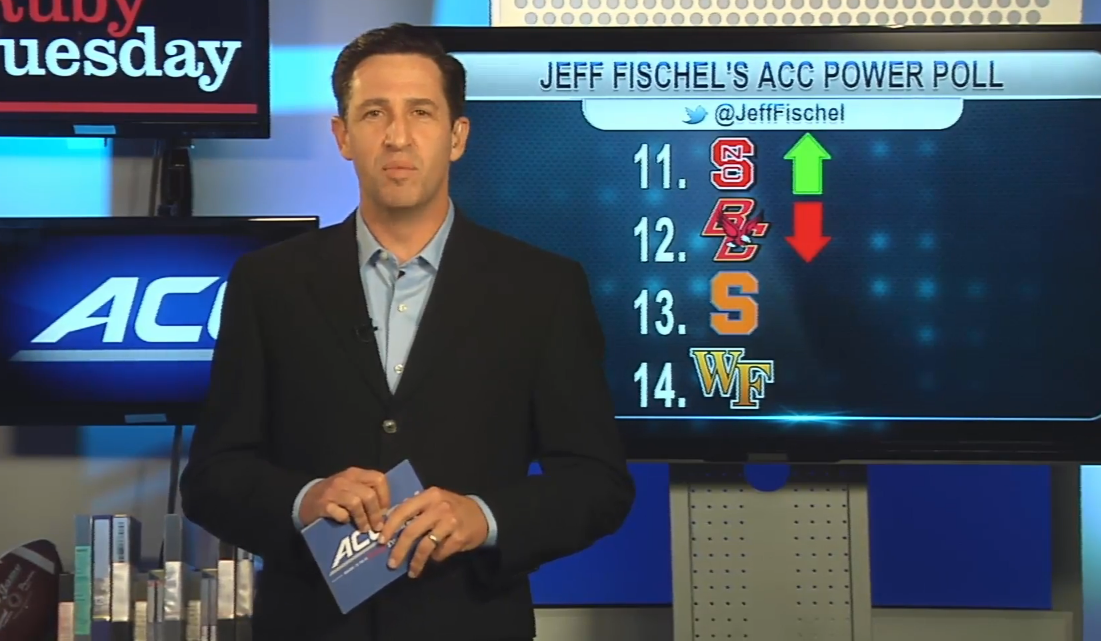 No Respect: Orange Ranked Near Last in the ACC's Power Poll