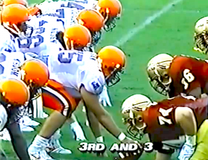 Syracuse football 1991