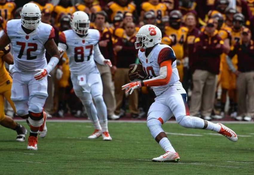 That's More Like It:  Syracuse Pounds Central Michigan, 40-3
