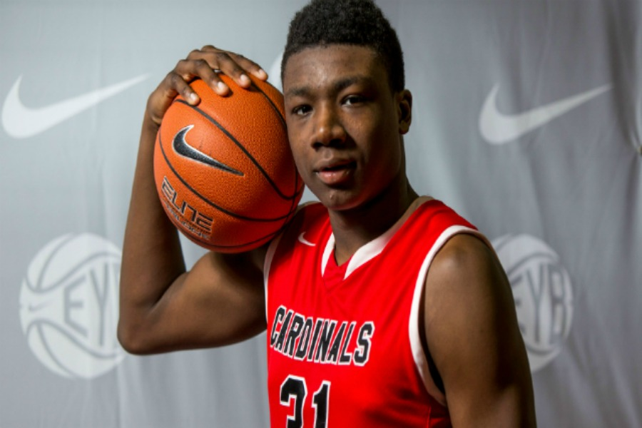 Thomas Bryant Starts His Visit Tour at Syracuse