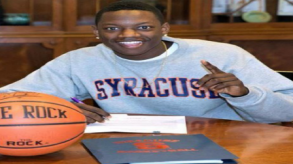 For Syracuse, Another Year, Another Young Point Guard