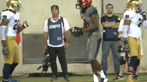 Syracuse's Steve Ishmael is The Answer