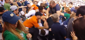 7 Thoughts On the Syracuse-Notre Dame Fan Brawl Video