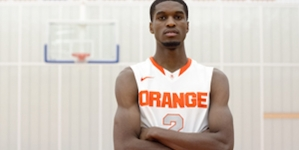 B.J. Johnson Looks Primed for a Breakout Season for Syracuse